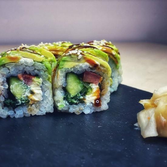 Veggie King Maki (8 pcs.)