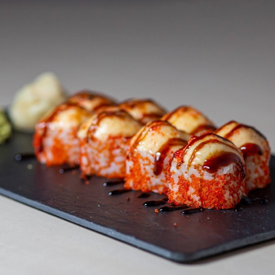 Oishi hot maki (16psc)