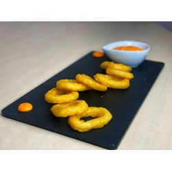 Onion rings (6psc)