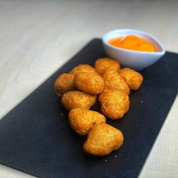 Spicy cheese balls (6psc)