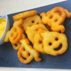 Potato smileys (6psc)